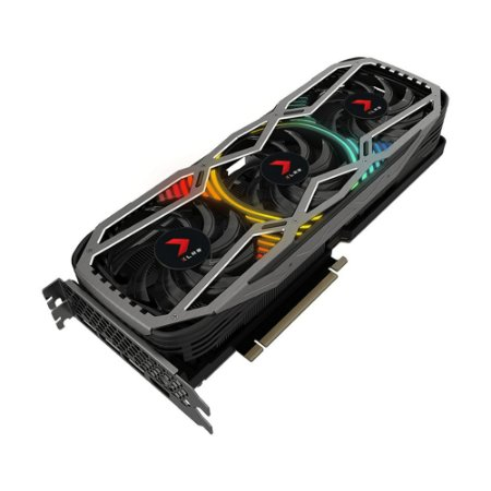 Placa de Vídeo PNY GeForce RTX 3090 24GB - XLR8 Epic-X RGB