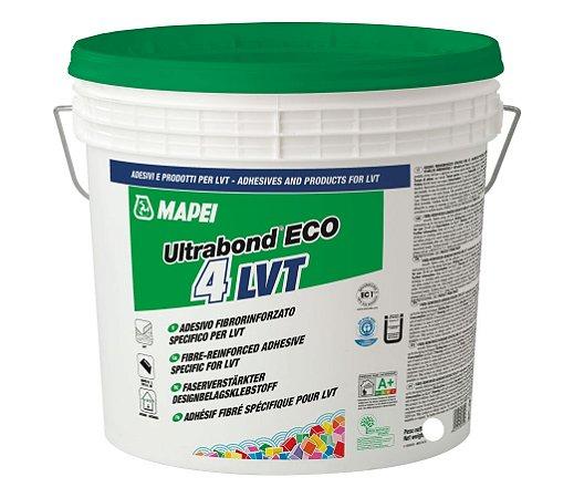 Cola P/ Piso Vinilico: Ultrabond Eco 4 Lvt 5kg - Mapei