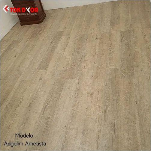 Piso Vinílico Sensofloor Angelim Ametista 2mm 3,90 m²/cx-Colado
