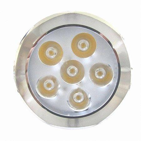 LÂMPADA LED PAR 30 E27 QUENTE 12W