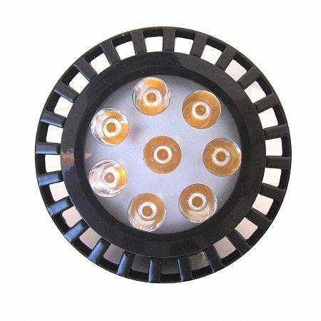 LÂMPADA PAR38 LED SPOT 15W E27 QUENTE 220V