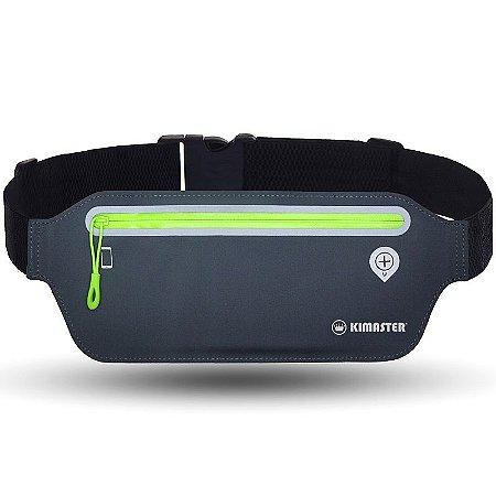 Doleira Pochete Emborrachada Impermeável Flexível Sports Bag AR80
