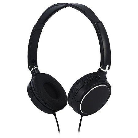 Fone de Ouvido Headphone K8 Kimaster - Colorido Dobrável
