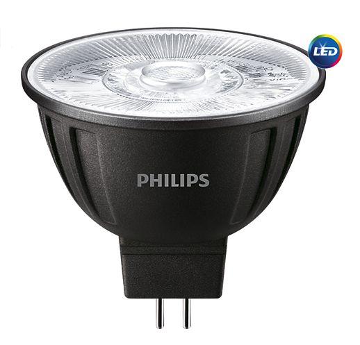 Lâmpada  MASTER LEDspot LV 50W Branco Quente