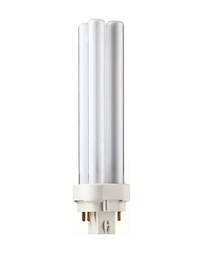 Lâmpada Fluorescente MASTER PL-C 18W 4 Pinos Branca fria (CW)