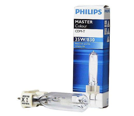 Lâmpada Vapor Metálico Tubular 35w G12 Bipino Philips