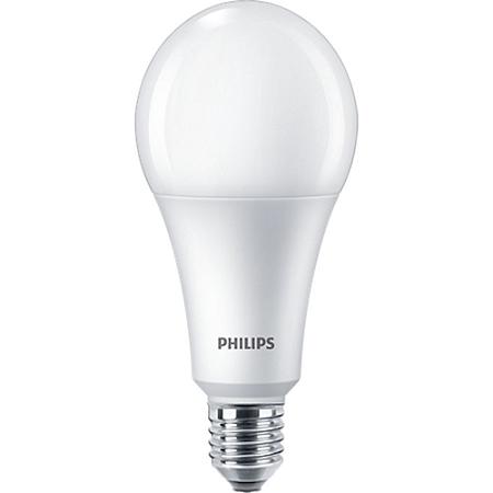 Lâmpada LEDBulb 4.5W E27 3000K W A55 1PF/10 BR