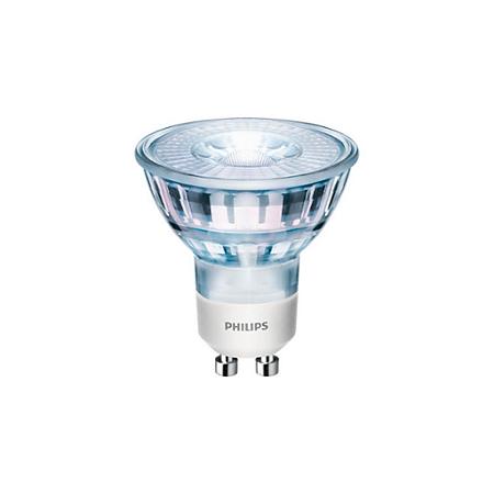 Lâmpada LEDClassic 35W GU10 2700K 220V 36D D