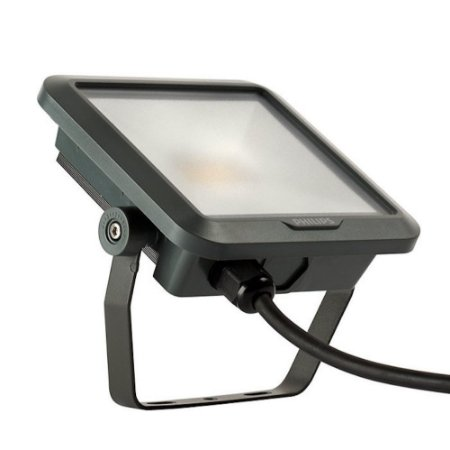 Refletor Led Holofote 30w Branco Frio Philips 2400lm Bivolt