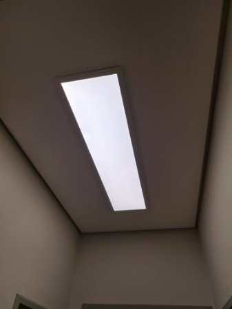 Luminária 40W Retangular LED Painel CoreLine Philips W30L120 4000k
