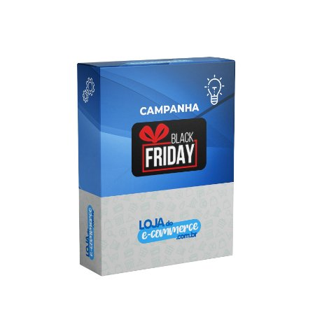 Kit Campanha Black Friday Banners e Postagens