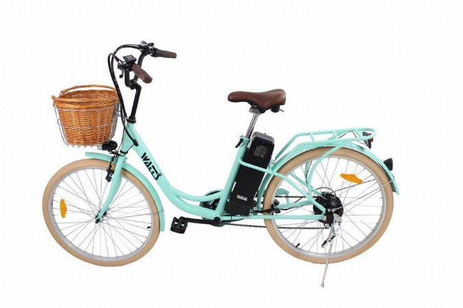 Bicicleta Elétrica BW2