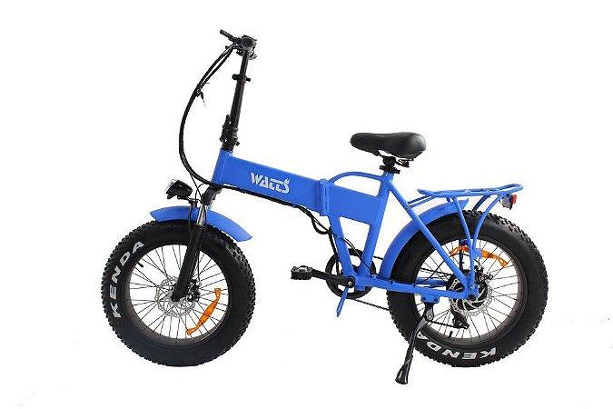 Bicicleta Elétrica BW3