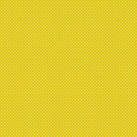 Tricoline Estampado Micro Poá Mel, 100% Algodão, Unid. 50cm x 1,50mt