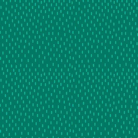 Tricoline Estampado Chuva Jade, 100% Algodão, Unid. 50cm x 1,50mt