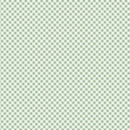 Tricoline Estampado Micro Xadrez Verde Claro, 100% Algodão, Unid. 50cm x 1,50mt