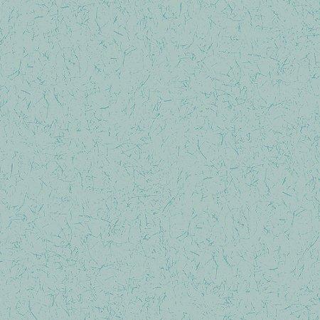 Tricoline Grafiato Azul Celeste, 100% Algodão, 50cm x 1,50mt