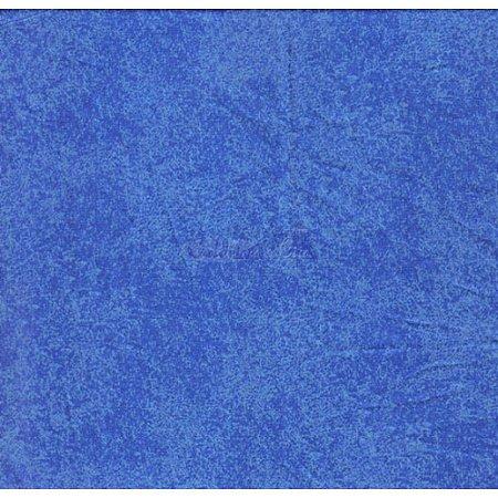 Tricoline Estampado Textura - Cor-11 (Royal), 100% Algodão, Unid. 50cm x 1,50mt