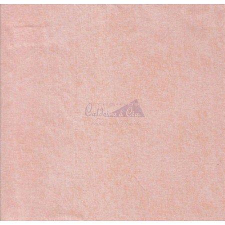 Tricoline Estampado Textura - Cor-02 (Nude), 100% Algodão, Unid. 50cm x 1,50mt