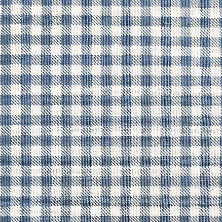 Cotton Linen Xadrez, 80% Algodão 20% Linho, 50cm x 1,52mt