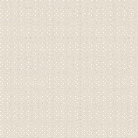 Tricoline Micro Poá Marfim, 100% Algodão, 50cm x 1,50mt