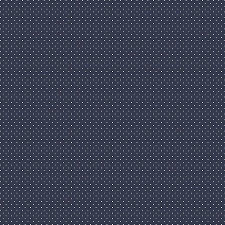 Tricoline Poá Azul Marinho, 100% Algodão, 50cm x 1,50mt