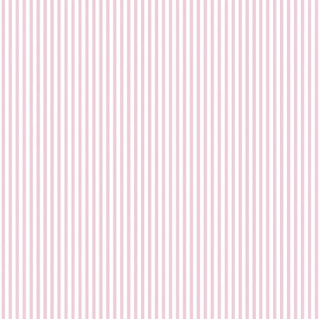 Tricoline Listrado Rosa Candy, 100% Algodão, 50cm x 1,50mt