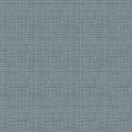 Tricoline Textura Azul Jeans, 100% Algodão, Unid. 50cm x 1,50mt