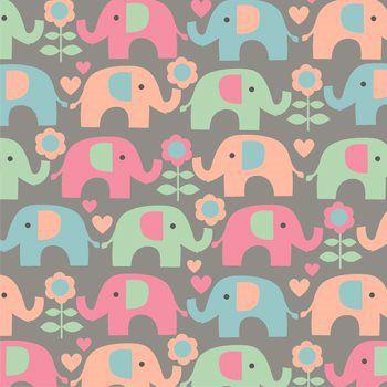 Tricoline Elefante - Cinza  - 100% Algodão, Unid. 50cm x 1,50mt