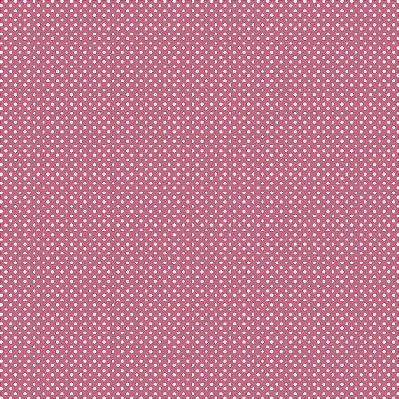 Tricoline Micro Poá Rosa, 100% Algodão, Unid. 50cm x 1,50mt
