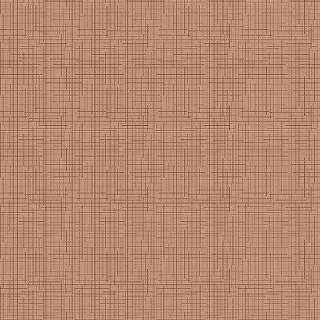 Tricoline Textura Terra, 100% Algodão, Unid. 50cm x 1,50mt