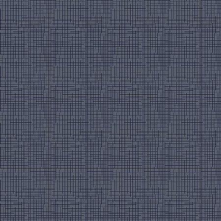 Tricoline Textura Azul Marinho, 100% Algodão, Unid. 50cm x 1,50mt
