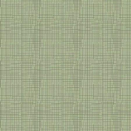 Tricoline Textura Verde, 100% Algodão, Unid. 50cm x 1,50mt