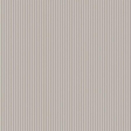 Tricoline Listrado ton ton Cinza, 100% Algodão, Unid. 50cm x 1,50mt