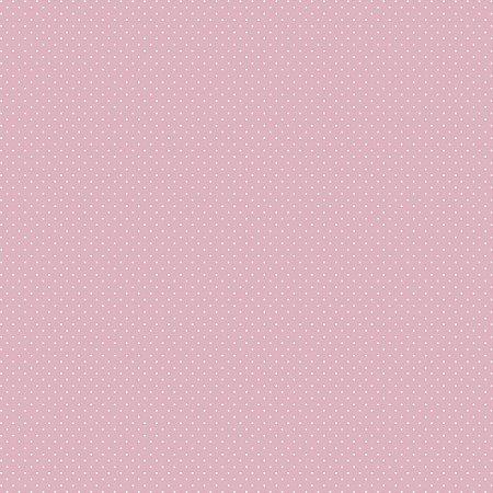 Tricoline Micro Poá Rosa Bebê, 100% Algodão, Unid. 50cm x 1,50mt