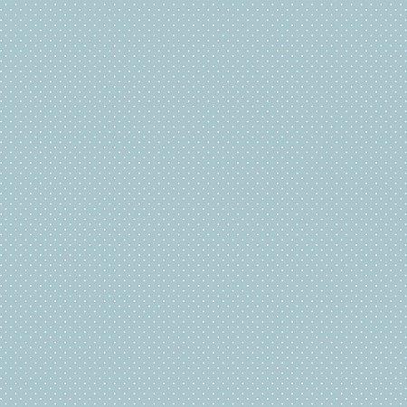 Tricoline Micro Poá Azul Bebê, 100% Algodão, Unid. 50cm x 1,50mt