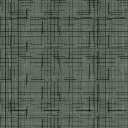 Tricoline Estampado Textura Verde Musgo, 100% Algodão, Unid. 50cm x 1,50mt