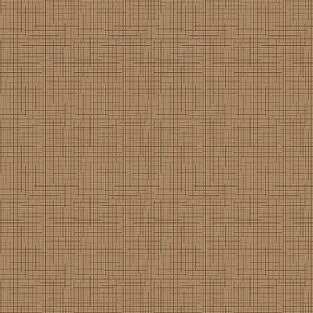 Tricoline Estampado Textura Cappuccino, 100% Algodão, Unid. 50cm x 1,50mt