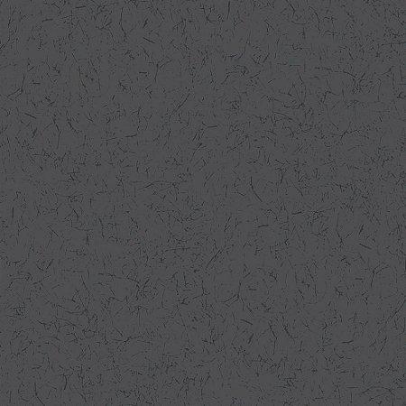 Tricoline Estampado Grafiato Chumbo, 100% Algodão, Unid. 50cm x 1,50mt