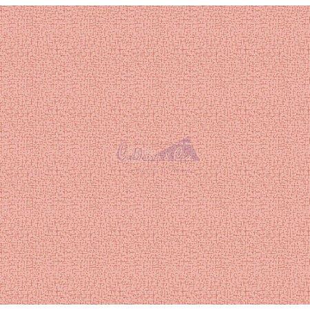 Tecido Tricoline Crackelad (Salmão), 100% Algodão, Unid. 50cm x 1,50mt