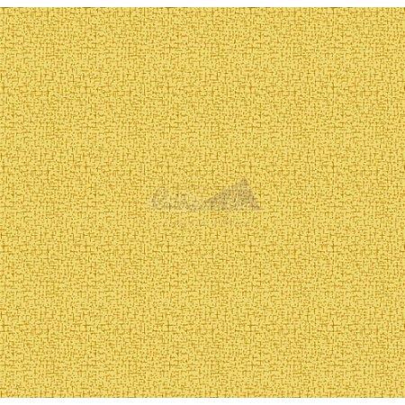 Tecido Tricoline Crackelad (Amarelo), 100% Algodão, Unid. 50cm x 1,50mt