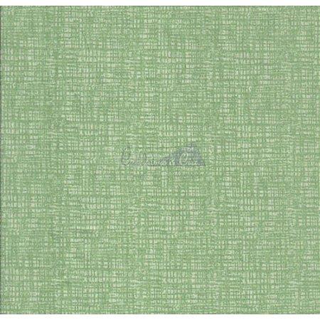 Tricoline Textura Efeito (Verde Pistache), 100% Algodão, Unid. 50cm x 1,50mt