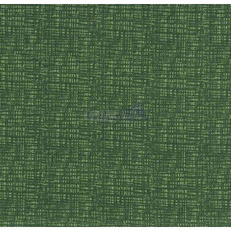Tricoline Textura Efeito (Verde Musgo), 100% Algodão, Unid. 50cm x 1,50mt