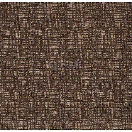 Tricoline Textura Efeito (Marrom Escuro), 100% Algodão, Unid. 50cm x 1,50mt