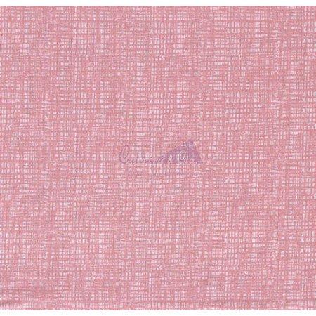 Tricoline Textura Efeito (Salmão), 100% Algodão, Unid. 50cm x 1,50mt