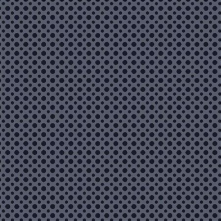 Tecido Tricoline Poá Tom Azul Marinho, 100% Algodão, Unid. 50cm x 1,50mt