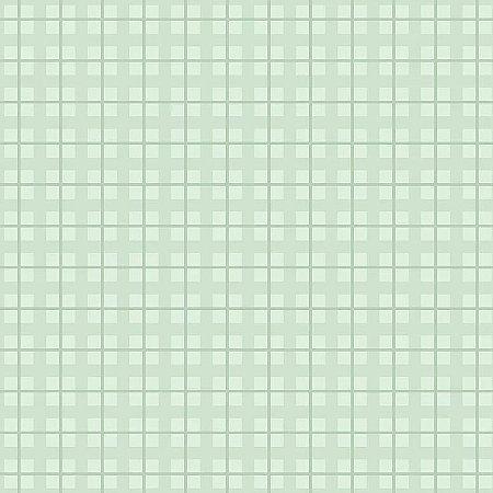 Tecido Tricoline Xadrez Baby Menta, 100% Algodão, Unid. 50cm x 1,50mt
