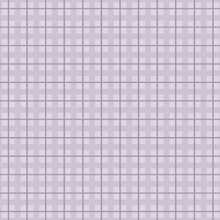 Tecido Tricoline Xadrez Baby Lilás, 100% Algodão, Unid. 50cm x 1,50mt