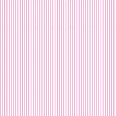 Tricoline Estampado Listrado Rosa Bebê, 100% Algodão, Unid. 50cm x 1,50mt