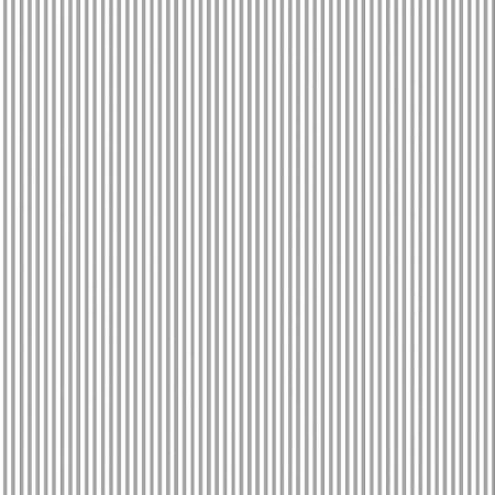 Tricoline Estampado Listrado Cinza, 100% Algodão, Unid. 50cm x 1,50mt